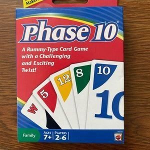 Other - Phase 10 Card Game